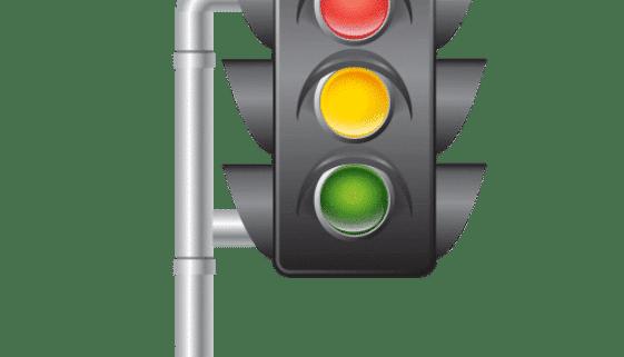 Rotlichtverstoß wegen Umfahrung der Ampel