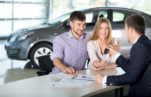 Gebrauchtwagenkauf - Gewährleitung bei Unternehmern