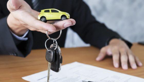 Fahrzeugmietvertrag - Wirksamkeit einer Gerichtsstandsvereinbarung