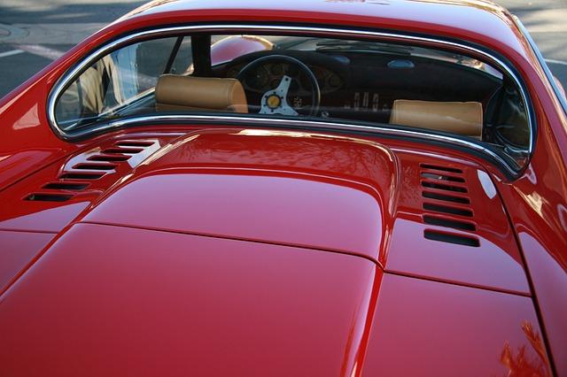 Ferrari nachbau rücknahme