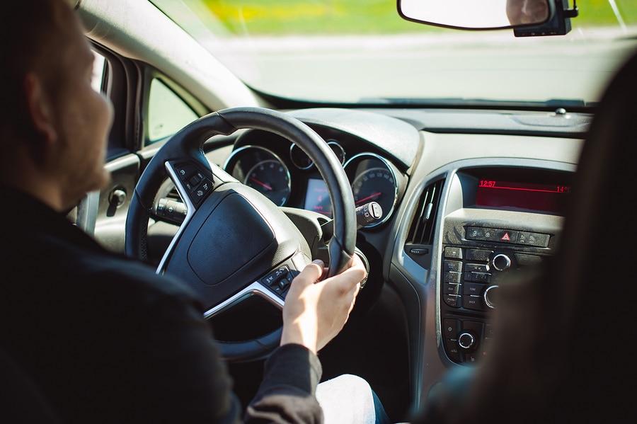 Aufgedrängte Probefahrt mit einem Gebrauchtwagen - Haftungsbeschränkung