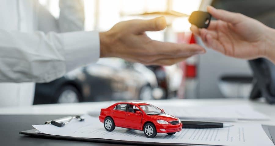 Abrechnung eines Autoleasingvertrags