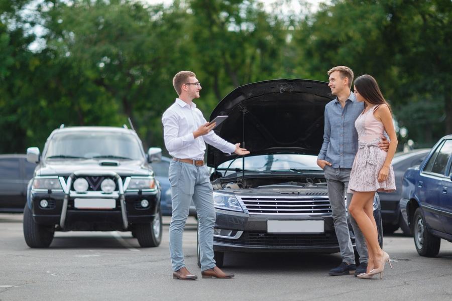 Gebrauchtwagenkauf - Täuschung über Vorschaden / Unfallschaden