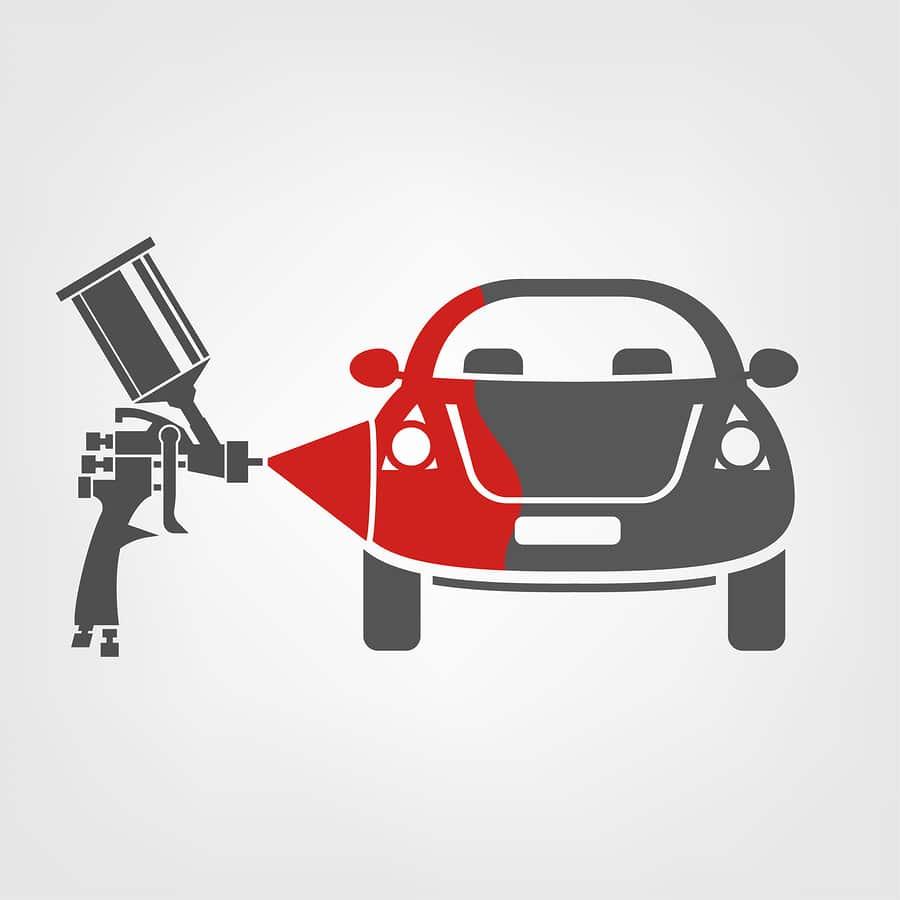 Fahrzeugnachlackierung - Farbabweichungen als Fahrzeugmangel