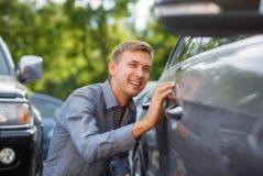 Gebrauchtwagenkaufvertrag - verschwiegener Wildschaden und Wertminderung