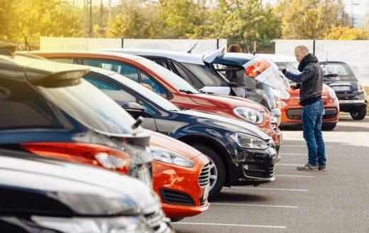 Gebrauchtwagenkaufvertrag - Wirksamkeit eines Gewährleistungsausschlusses