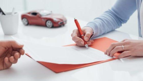 Gebrauchtwagenkaufvertrag - fehlen der zugesicherten Unfallfreiheit