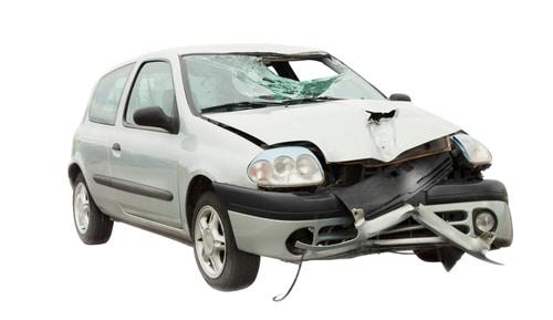 Gebrauchtwagenkaufvertrag - fachgerechte Behebung eines Frontschadens